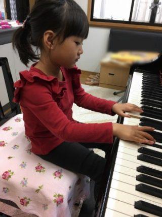りおちゃんピアノ1