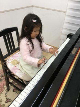 ピアノレッスン2