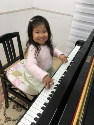 ピアノレッスン1